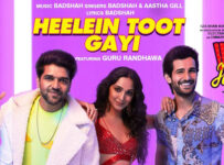 Heelein Toot Gayi Lyrics from Indoo Ki Jawani by Badshah