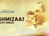 Khush Mizaaj Lyrics by Arijit Singh