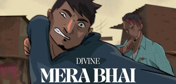 Mera Bhai Lyrics by Divine