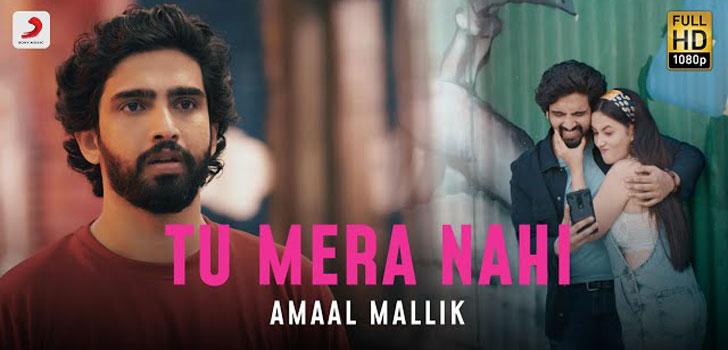 Tu Mera Nahi Lyrics by Amaal Mallik