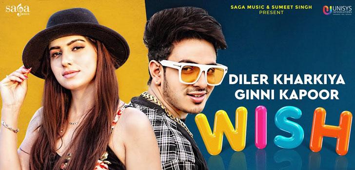 Wish Lyrics by Diler Kharkiya