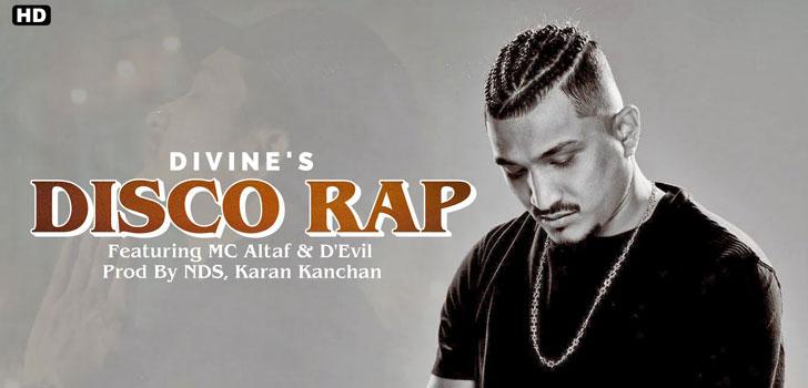 Disco Rap Lyrics by Divine