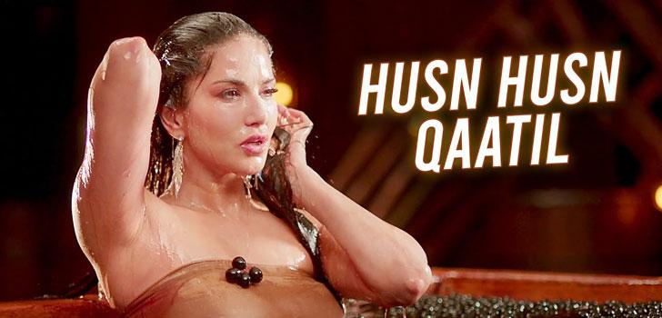 Husn Husn Qaatil Lyrics by Sunny Leone