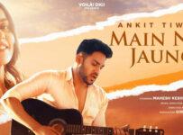 Main Nahi Jaunga Lyrics by Ankit Tiwari