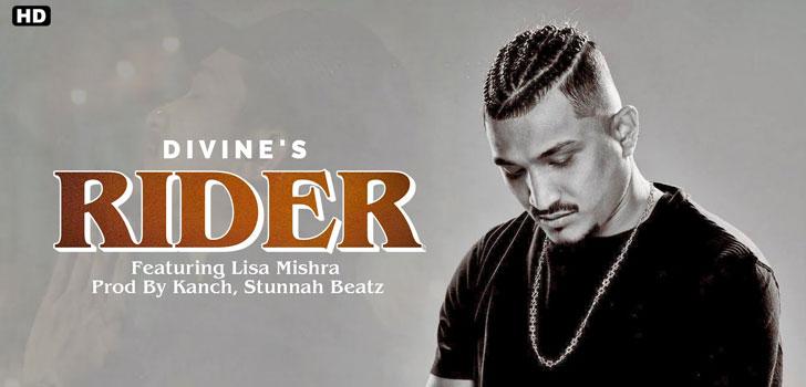 Rider Lyrics by Divine