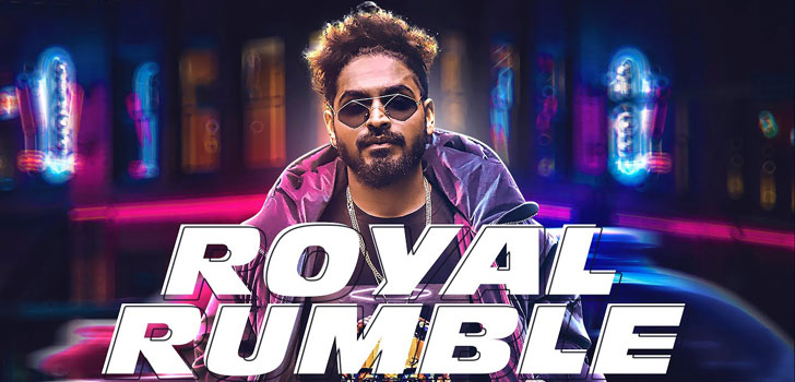 Royal Rumble Lyrics by Emiway