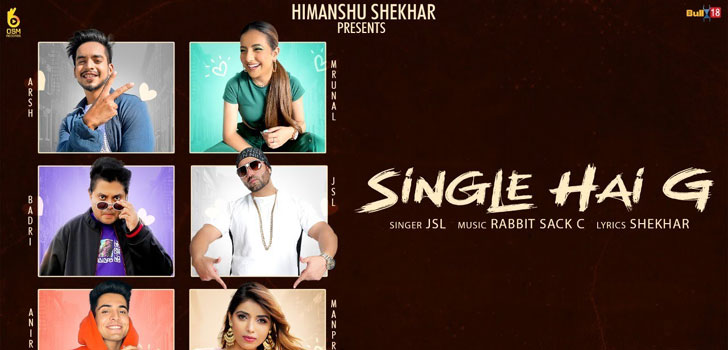 Single Hai G Lyrics by JSL Singh