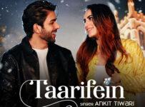 Taarifein Lyrics by Ankit Tiwari