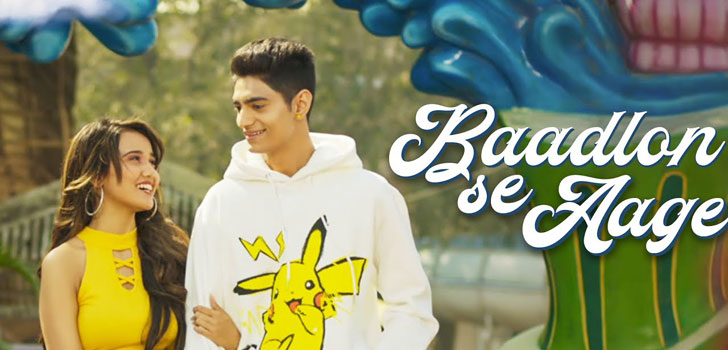 Baadlon Se Aage Lyrics by Palak Muchhal and Palaash Muchhal