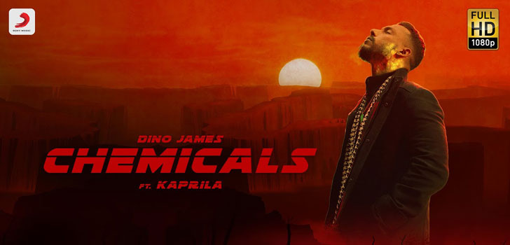 Chemicals Lyrics by Dino James