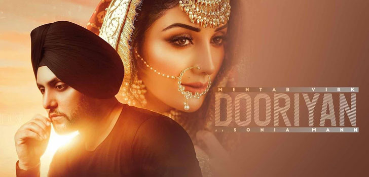 Dooriyan Lyrics by Mehtab Virk