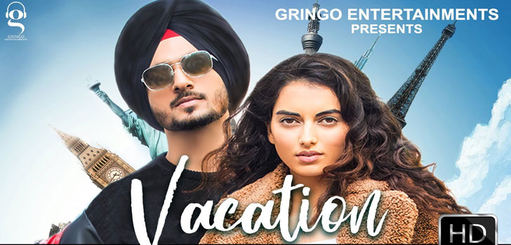 Vacation Lyrics by Nirvair Pannu