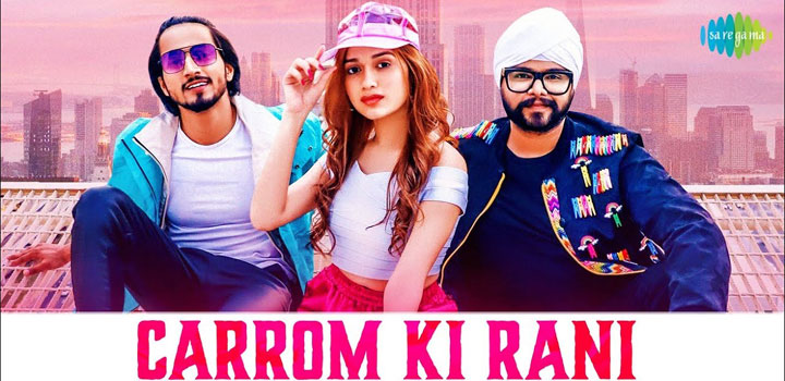 Carrom Ki Rani Lyrics by Ramji Gulati