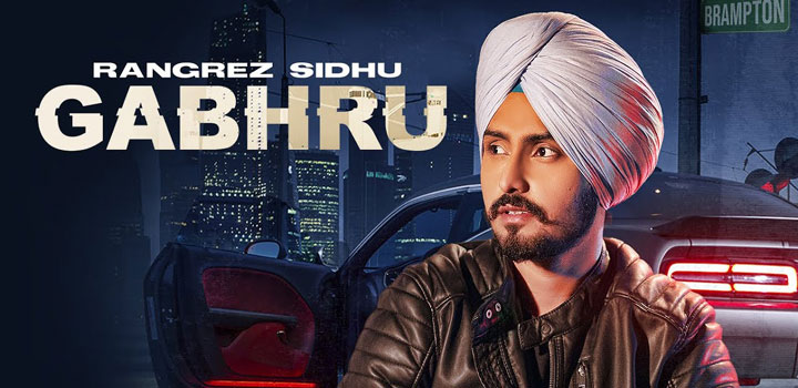 Gabhru Lyrics by Rangrez Sidhu