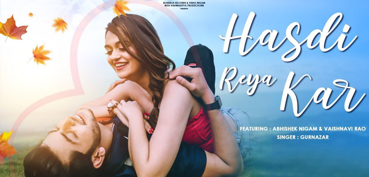 Hasdi Reya Kar Lyrics by Gurnazar