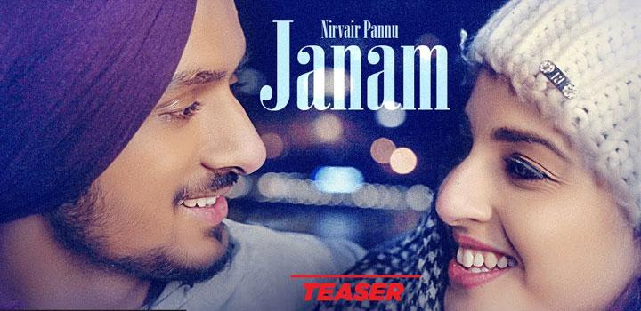 Janam Lyrics by Nirvair Pannu