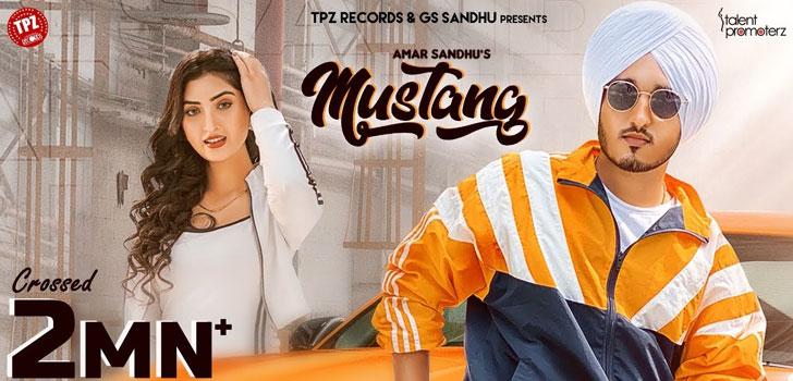 Mustang Lyrics by Amar Sandhu
