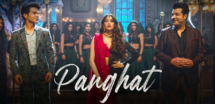 Panghat Lyrics from Roohi ft Janhvi Kapoor