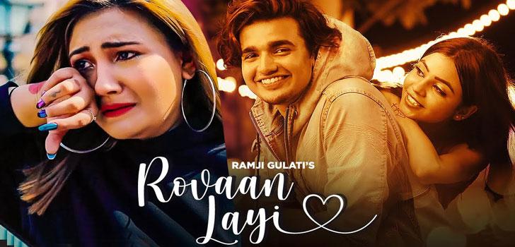 Rovaan Layi Lyrics by Ramji Gulati