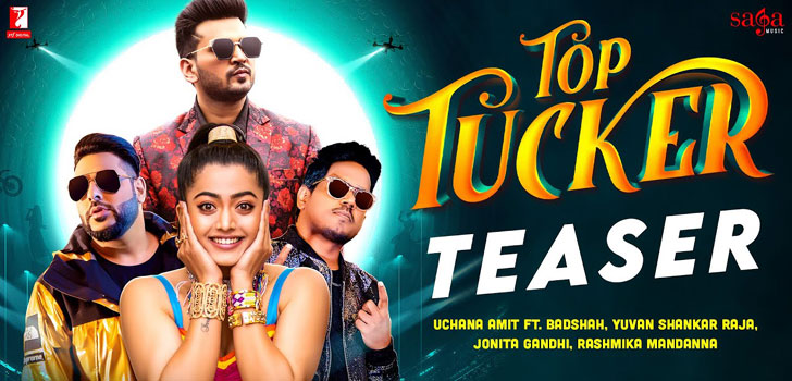 Top Tucker Lyrics by Badshah