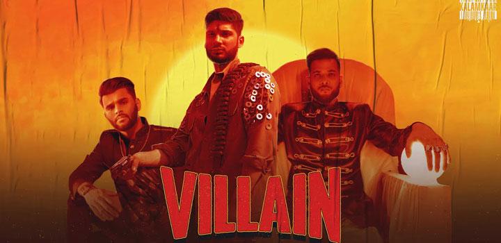 Villain Lyrics by Krsna, Karma and Ikka