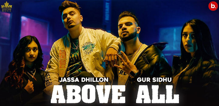 Above All Lyrics by Jassa Dhillon and Gur Sidhu
