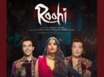Bhootni Lyrics from Roohi