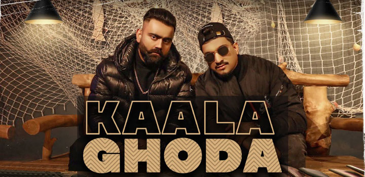 Kaala Ghoda Lyrics by Amrit Maan and Divine