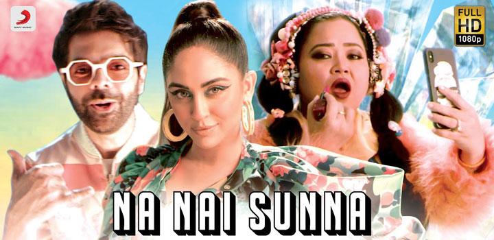 Na Nai Sunna Lyrics by Jigar Saraiya