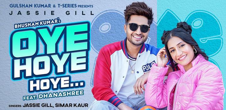 Oye Hoye Hoye Lyrics by Jassi Gill