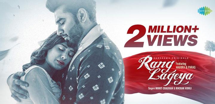 Rang Lageya Lyrics by Mohit Chauhan