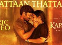 Thattaan Thattaan Lyrics from Karnan by Dhanush