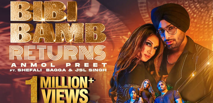 Bibi Bamb Returns Lyrics by Anmol Preet