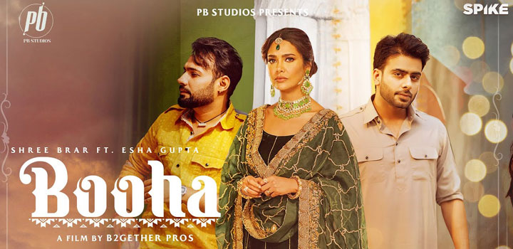 Booha Lyrics by Shree Brar