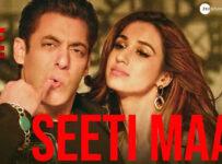 Seeti Maar Lyrics from Radhe ft Salman Khan