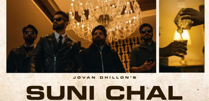 Suni Chal Lyrics by Jovan Dhillon