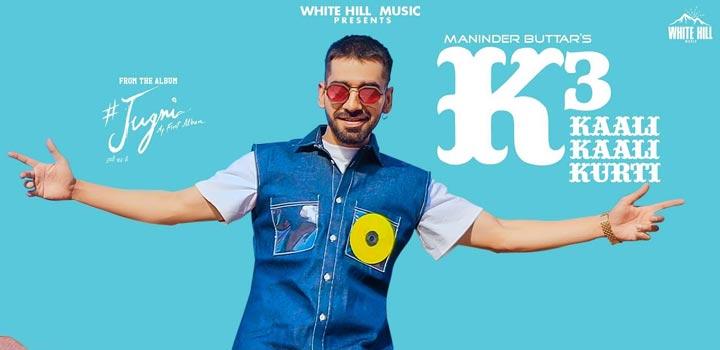 Kaali Kaali Kurti Lyrics by Maninder Buttar