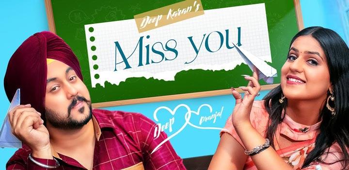 Miss You Lyrics by Deep Karan