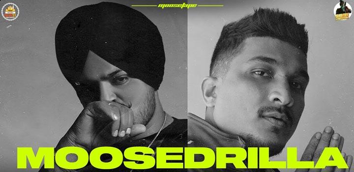 Moosedrilla Lyrics by Sidhu Moose Wala and Divine