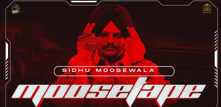 Moosetape 2021 Lyrics by Sidhu Moose Wala