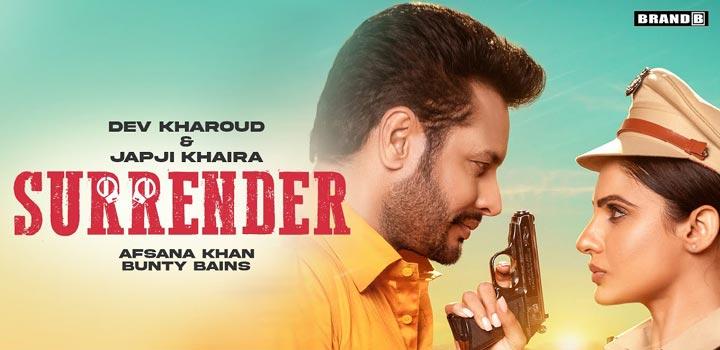 Surrender Lyrics by Afsana Khan