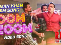 Zoom Zoom Lyrics from Radhe ft Salman Khan