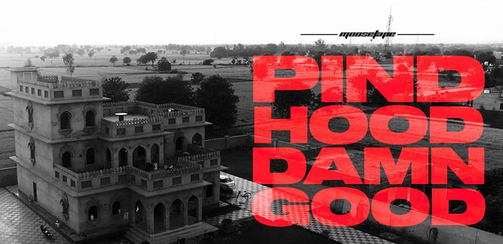 Pind Hood Damn Good Lyrics by Sidhu Moose Wala