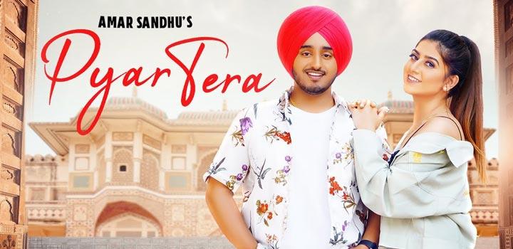 Pyar Tera Lyrics by Amar Sandhu
