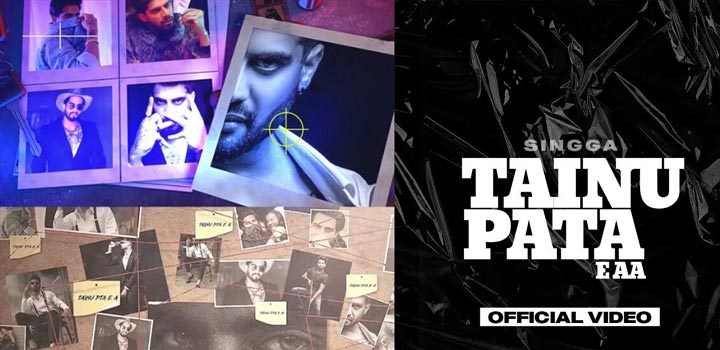 Tainu Pata E Aa Lyrics by Singga