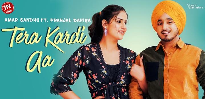 Tera Kardi Aa Lyrics by Amar Sandhu