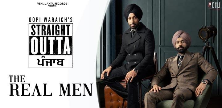 The Real Men Lyrics by Gopi Waraich and Tarsem Jassar