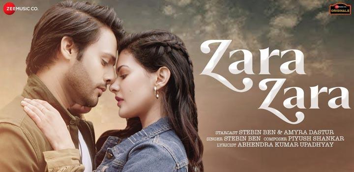 Zara Zara Lyrics by Stebin Ben
