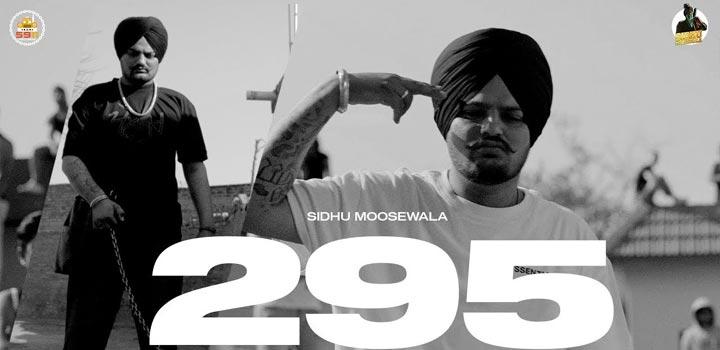 295 Lyrics by Sidhu Moose Wala
