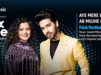 Aye Mere Humsafar Ab Mujhe Raat Din Lyrics by Palak Muchhal and Armaan Malik